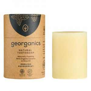 georganics Tandzeep - English Peppermint