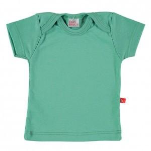 Limobasics T-shirt met korte mouwen Mosgroen