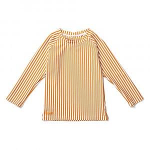 Liewood UV T-shirt lange mouwen Mustard/White