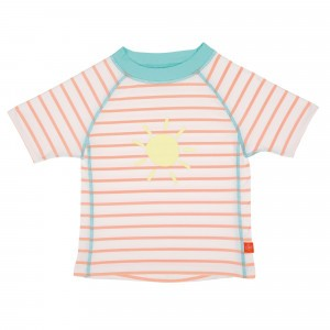 Lässig Splash & Fun UV T-Shirt Korte Mouwen Sailor Peach