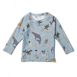 Liewood UV T-shirt lange mouwen Sea Creature Mix