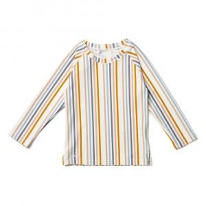 Liewood UV T-shirt lange mouwen Stripe Multi
