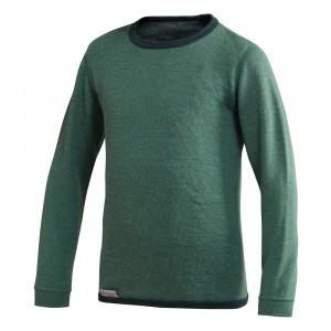Woolpower Thermisch Ondergoed Shirt met lange mouwen - Lake Green