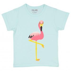 Coq en Pate T-shirt met korte mouwen Flamingo