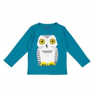 Coq en Pate T-shirt met lange mouwen Sneeuwuil