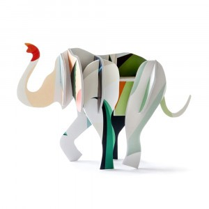 Studio Roof 3D Totem Deco - Elephant
