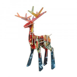 Studio Roof 3D Totem Deco - Deer