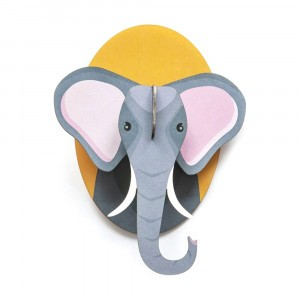 Studio Roof 3D Trophee Little Friends - Elephant