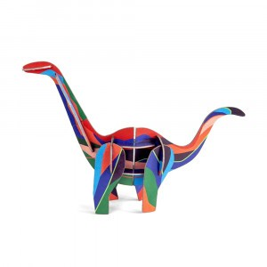 Studio Roof 3D Mythical Figurines - Diplodocus