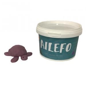 Ailefo Organische Speelklei Paars (540g)