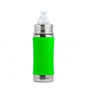 Pura Kiki Tuitfles 325ml met Sleeve Groen