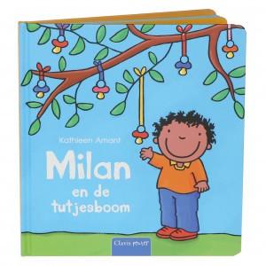 Clavis Leesboekje Milan en de tutjesboom