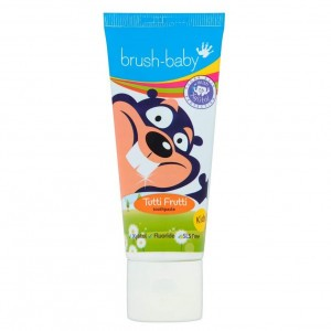 Brush Baby Kinder Tutti Frutti Tandpasta 50 ml 3-6 Jaar