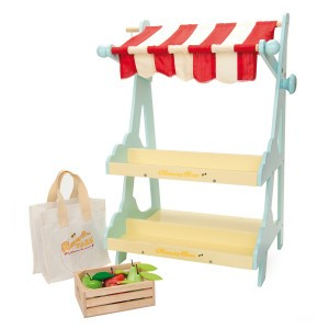 Le Toy Van Honeybake Marktkraam