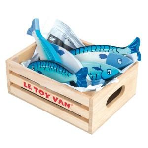 Le Toy Van Honeybake Kistje met Verse Vis