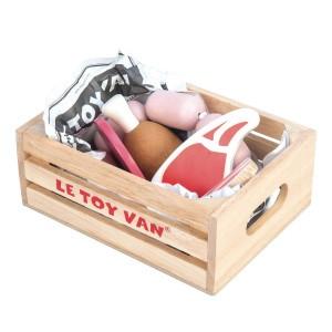 Le Toy Van Honeybake Kistje met Vlees