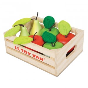 Le Toy Van Honeybake Kistje met Appels en Peren