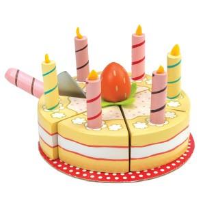 Le Toy Van Honeybake Verjaardagstaart
