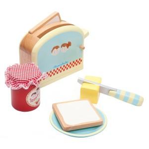 Le Toy Van Honeybake Keuken Toaster