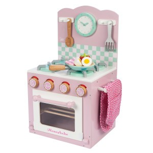 Le Toy Van Honeybake Kookvuur met Oven Roze