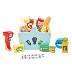 Le Toy Van Honeybake Boodschappenset & Scanner