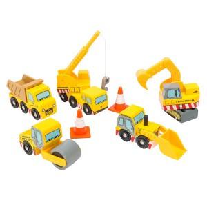 Le Toy Van Werfvoertuigen