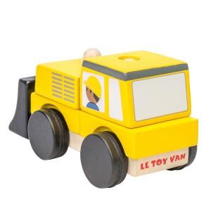Le Toy Van Stapel Bulldozer