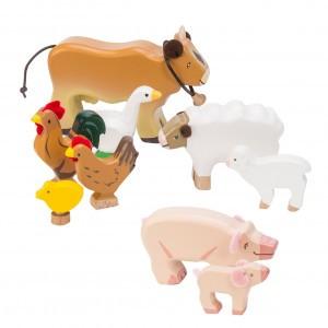 Le Toy Van Boerderijdieren