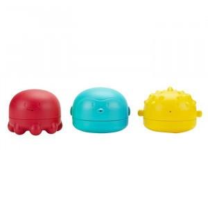 Ubbi Squeeze & Switch Badspeeltjes Blauw