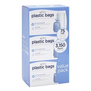 Ubbi Biologisch afbreekbare zakken voor luieremmer 3 pack