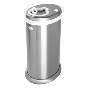 Ubbi Luieremmer Silver