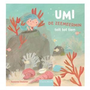Clavis Leesboekje Umi de zeemeermin telt tot tien