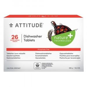 Attitude Vaatwastabletten (26 stuks)