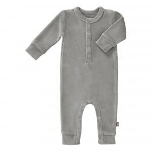 Fresk Pyjama Velours Paloma Grey