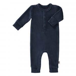 Fresk Pyjama Velours Indigo