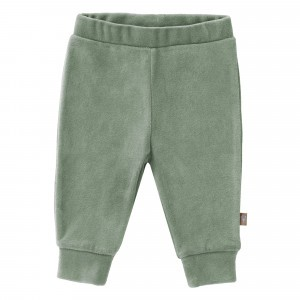 Fresk Broekje Velours Forest Green