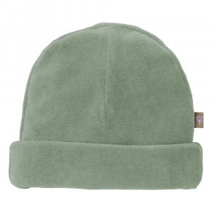 Fresk Mutsje Velours Forest Green