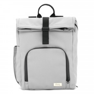 Dusq Vegan Bag Canvas Cloud Grey
