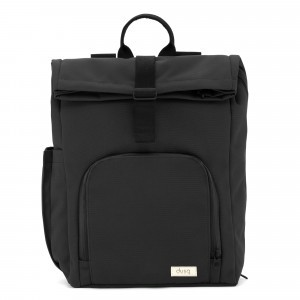 Dusq Vegan Bag Canvas Night Black