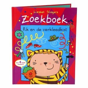 Standaard uitgeverij Zoekboek Rik en de verkleedkist