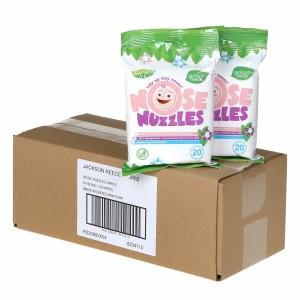Jackson Reece Verkouden neusjes doekjes Voordeelpakket 8 pakjes (160 doekjes)