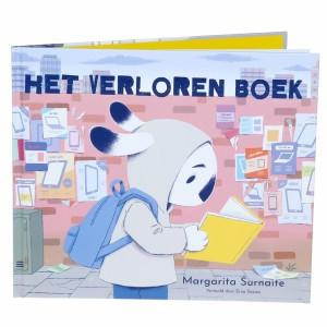 Standaard uitgeverij Leesboek Het verloren Boek