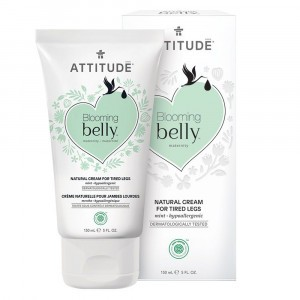 Attitude Blooming Belly Natural Vermoeide Benen (150 ml)