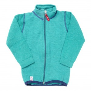 Woolpower Thermisch  Vest met rits - Turtle Green