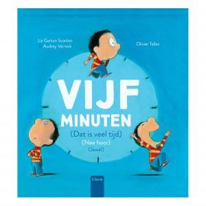 Clavis Leesboekje Vijf minuten