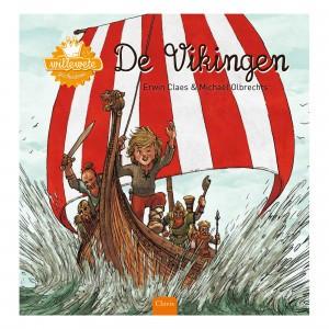 Clavis 'Willewete' Informatief Prentenboek De Vikingen