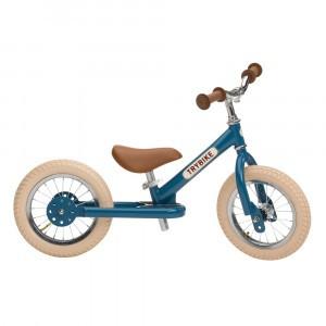 Trybike Steel Tweewieler Vintage Blue
