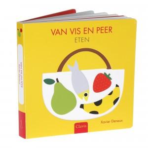 Clavis Boekje Van vis en peer - Eten
