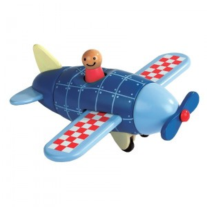 Janod Magneet Kit Vliegtuig