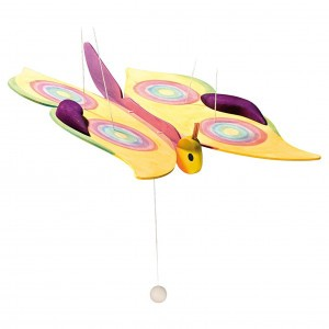 Ostheimer Houten Mobiel Vlinder (30 cm)